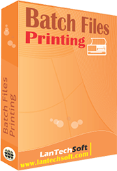 Batch Files Printing